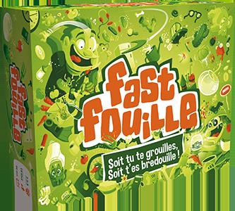 Fast Fouille boite de jeu