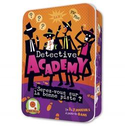 Detective academy jeu drôle