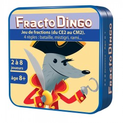 Fractodingo jeu éducatif