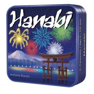 Hanabi jeu coopératif