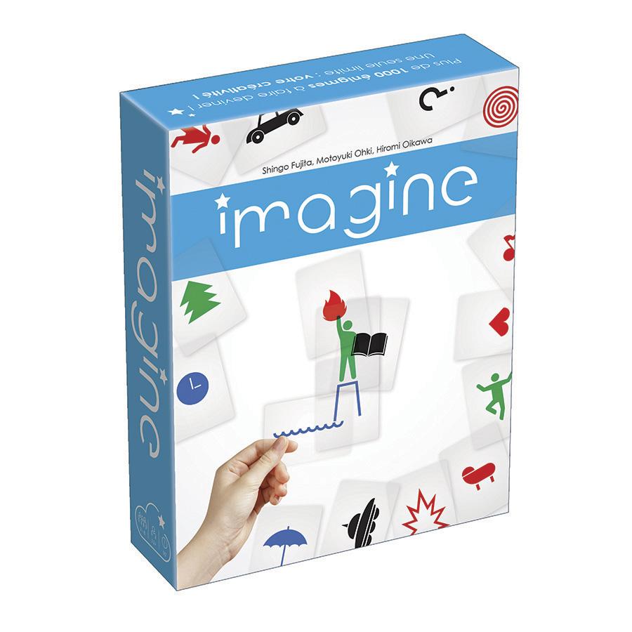 Imagine jeu soirée