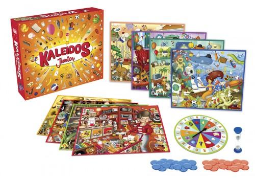 Kaleidos junior jeu en famille