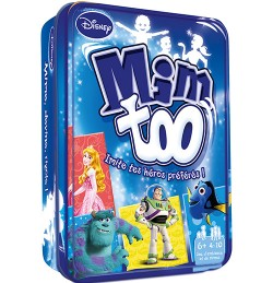 Mimtoo Disney jeu rigolo
