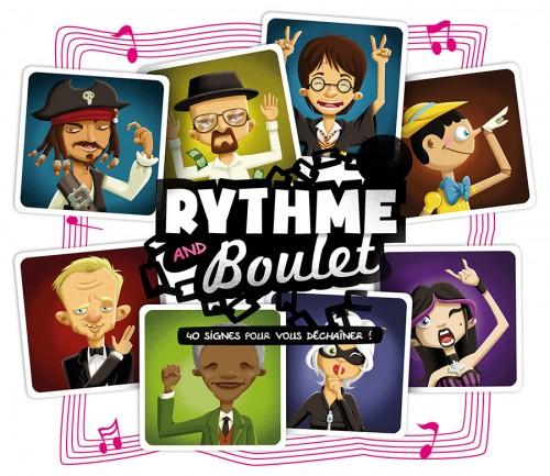 Rythme and boulet jeu marrant