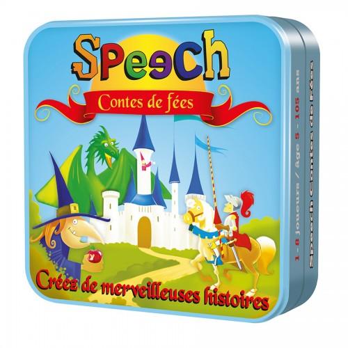 speech contes de fées