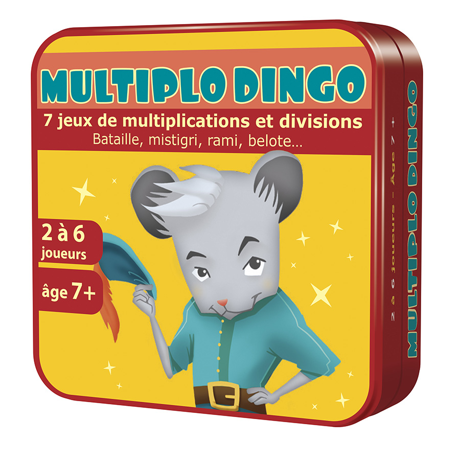 Multiplodingo jeu éducatif