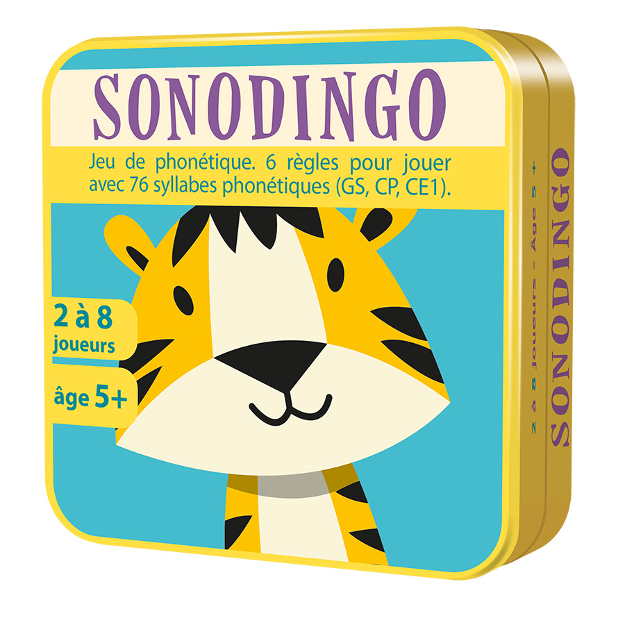 Sonodingo - Cocktail Games