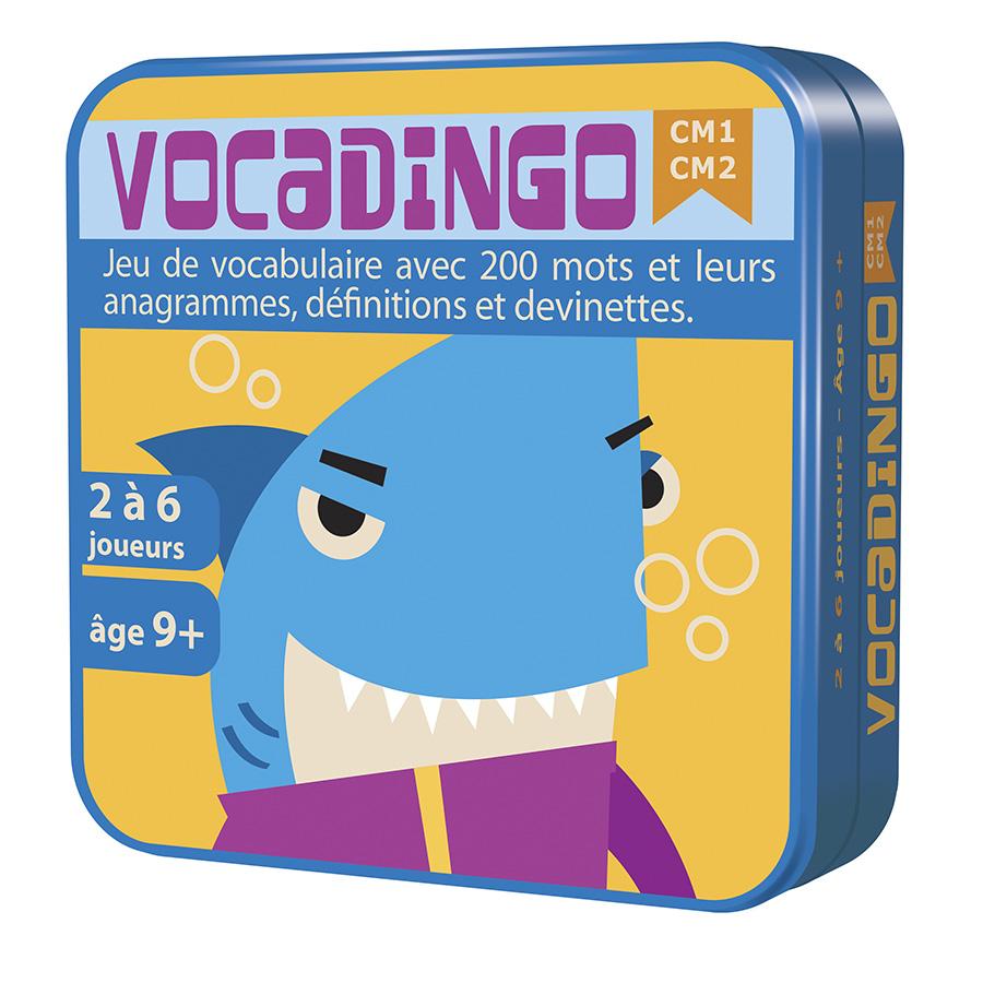 Vocadingo jeu éducatif