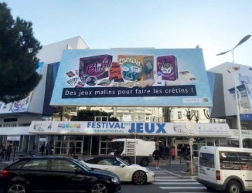 Venez jouer au Festival de Cannes !