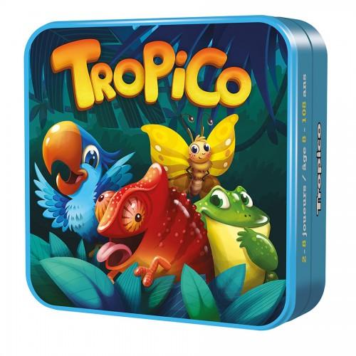 Tropico jeu famille