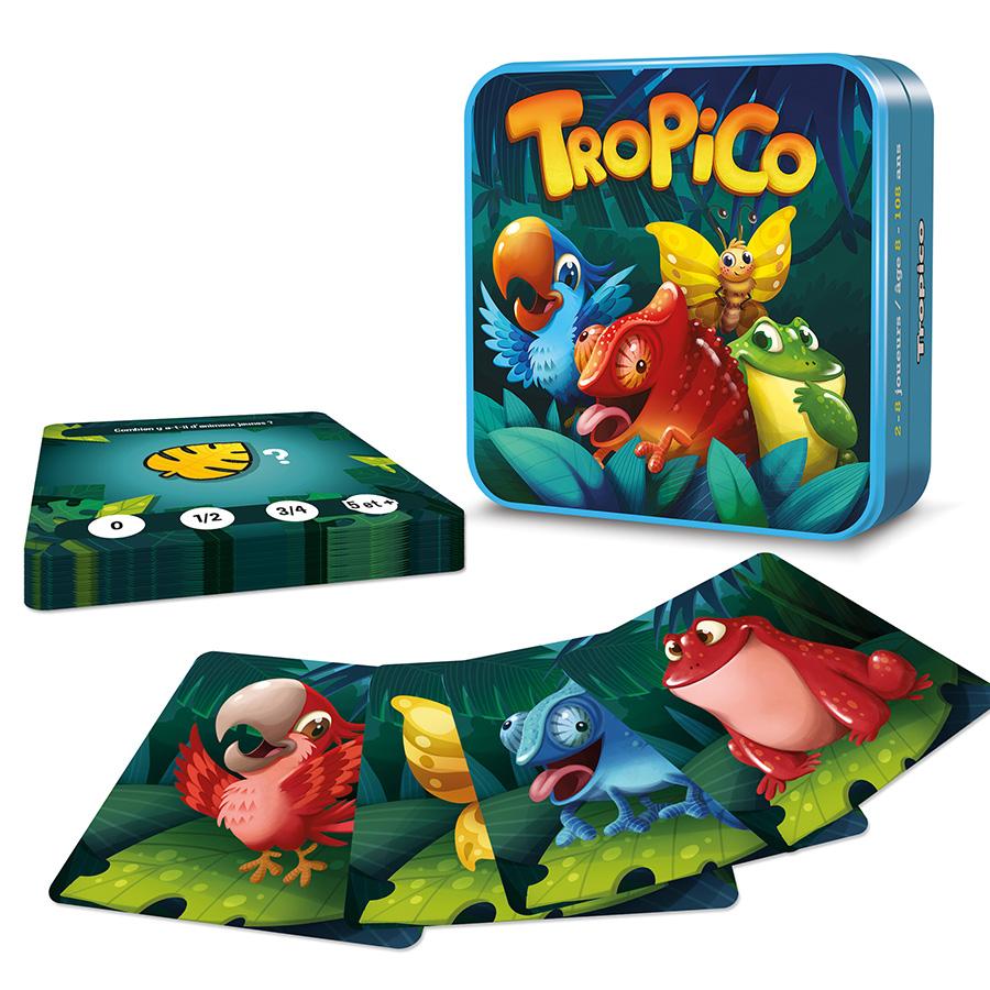 Tropico jeu simple