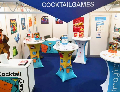 Cocktail Games à l'international