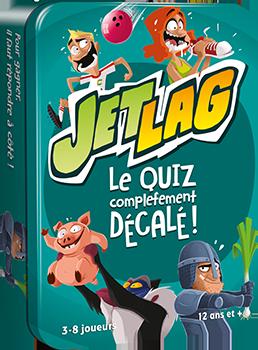 jeu de société Jetlag