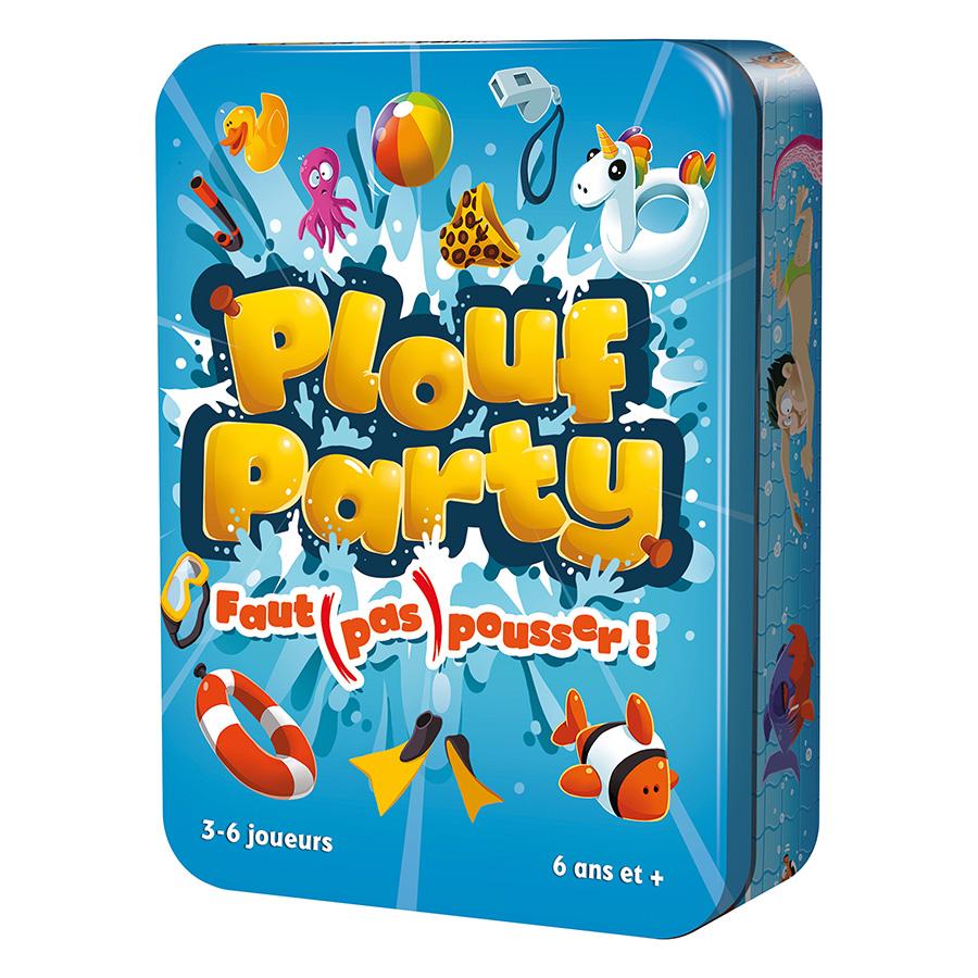 Plouf party jeu ambiance