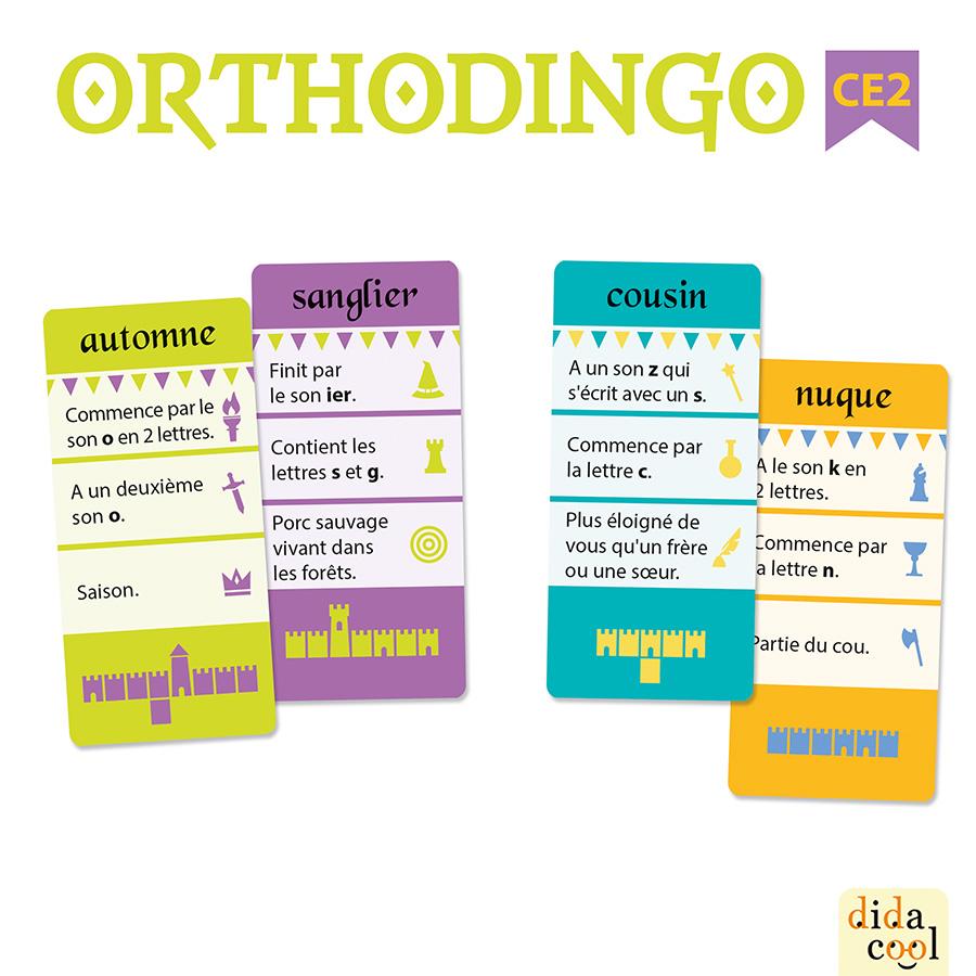 orthodingo jeu éducatif