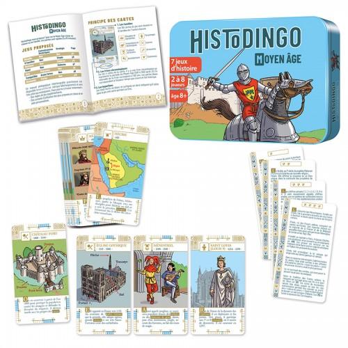 Histodingo jeu éducatif