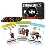 Sneaky cards jeu original nouveautés