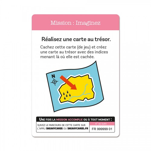 Sneaky Cards jeu original