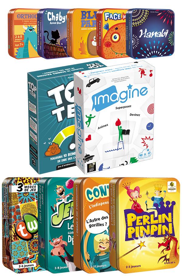 jeux de carte en famille ou entre amis