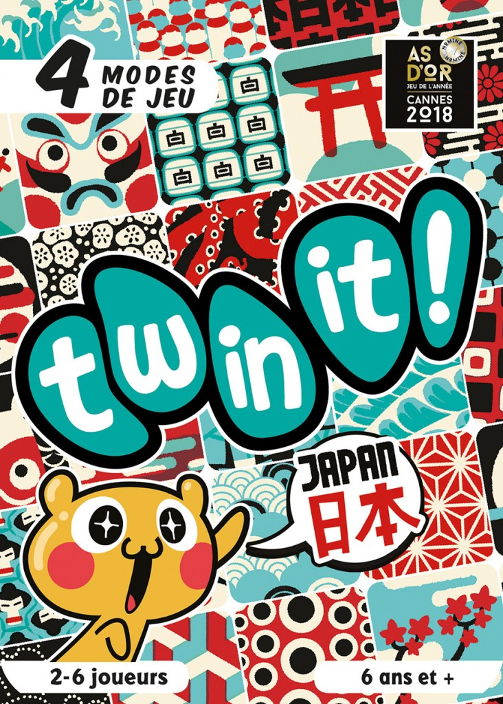Twin it japan jeu ambiance