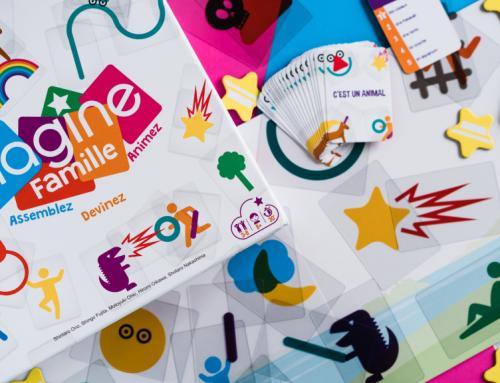 Imagine Famille : un jeu fun et coloré pour faire jouer toute la famille